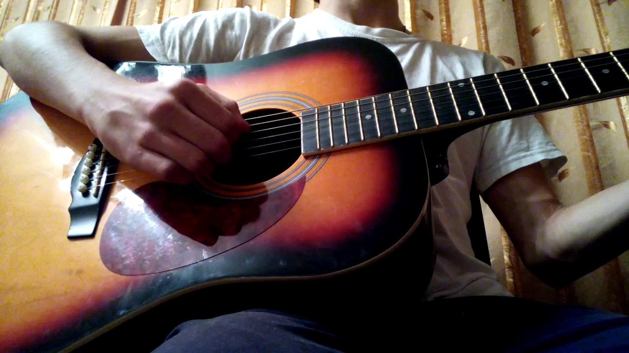 Скачать изгиб гитары жёлтой.