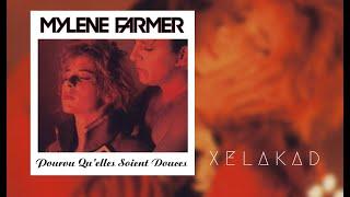 Обложка Mylène Farmer Pourvu Qu 39 Elles Soient Douces Moi Lolita Version Single