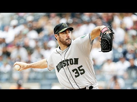 Justin Verlander Ultimate 2018 Highlights