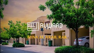 Malibu Villa  For Rent in Mina Al Arab, Ras Al Khaimah