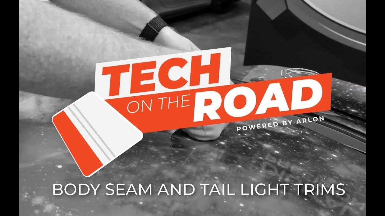 Body Seam and Tail Light Trims