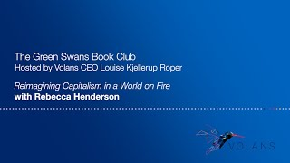 Reimagining Capitalism in a World on Fire with Rebecca Henderson