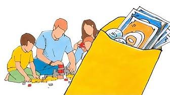 Coronavirus: diaria per occuparsi dei figli e in quarantena