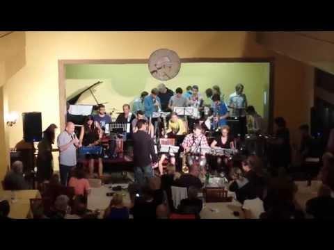 Neil Wetzel Big Band Pátek (21.8.2015)
