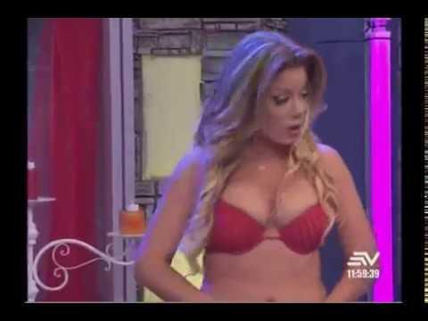 Casting de Samantha Grey en vivo para el papel de Sharon