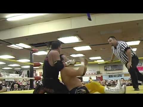 MCW Heavyweight Championship Adam Flash vs Joey Matthews