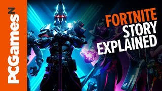 Fortnite story explained (Season 1 - 10)
