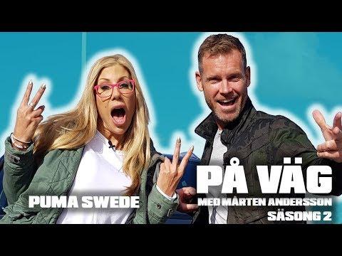 PÅ VÄG med Mårten Andersson  Puma Swede