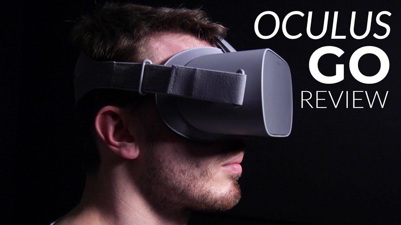 94e95de548b Oculus Go   The Best VR Headset?   Trusted Reviews - YouTube