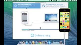 [Mac iPhone 5C SMS Recovery] Recover iPhone 5C SMS Text Messages Without Backup on Mac