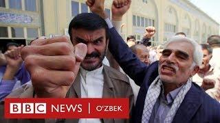 Би-би-си Эронга кирди: Эронликлар Трамп ҳақида нима дейди? - BBC Uzbek