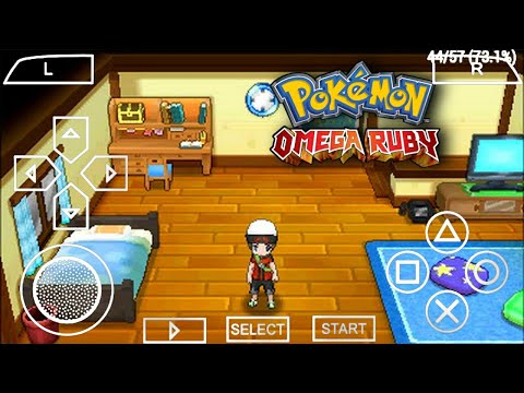 How To Download And Install Pokemon Omega Ruby Game For Android || With Gameplay Proof