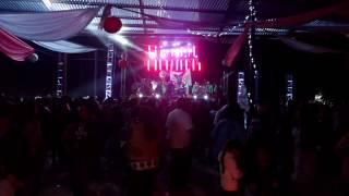 Banda Águilas de Victor Aguilar, loma de zempoala diciembre 2016
