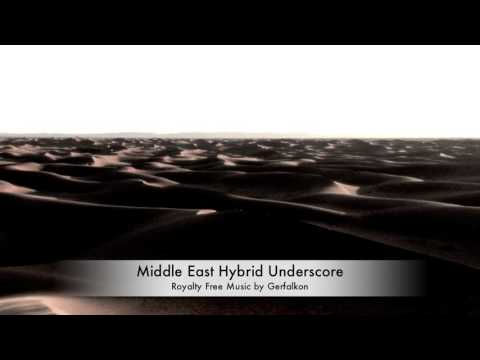 Middle East Hybrid Action Underscore - Royalty Free Music by Gerfalkon