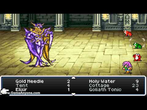 Final Fantasy V Advance - Part 49: Goodbye Gilgamesh