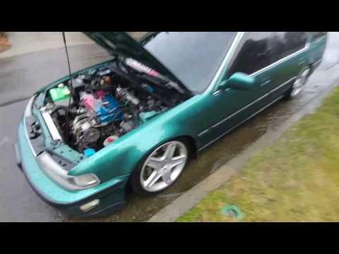 Accord cb7 sticking throttle body fix