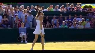 Daniela Hantuchova vs Dominika Cibulkova