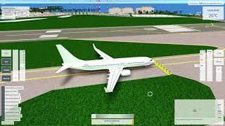 [4K] Roblox ︳VFS ︳ Princess Juliana International Airport - L.F. Wade International Airport