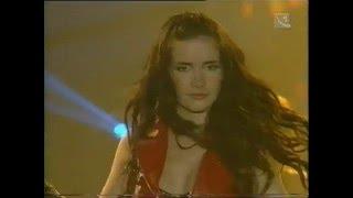 Natalia Oreiro Sabrosito Y Dulzon 6 4 2001 Bratislava SK 014