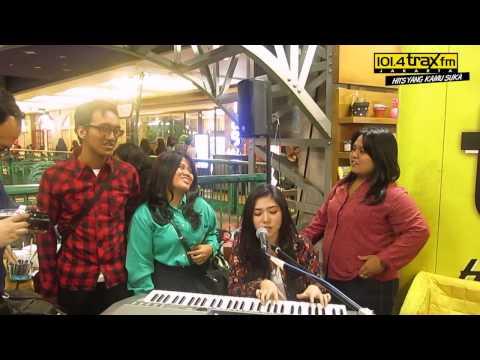 Traxkustik On Air : Isyana Sarasvati - Tetap Dalam Jiwa