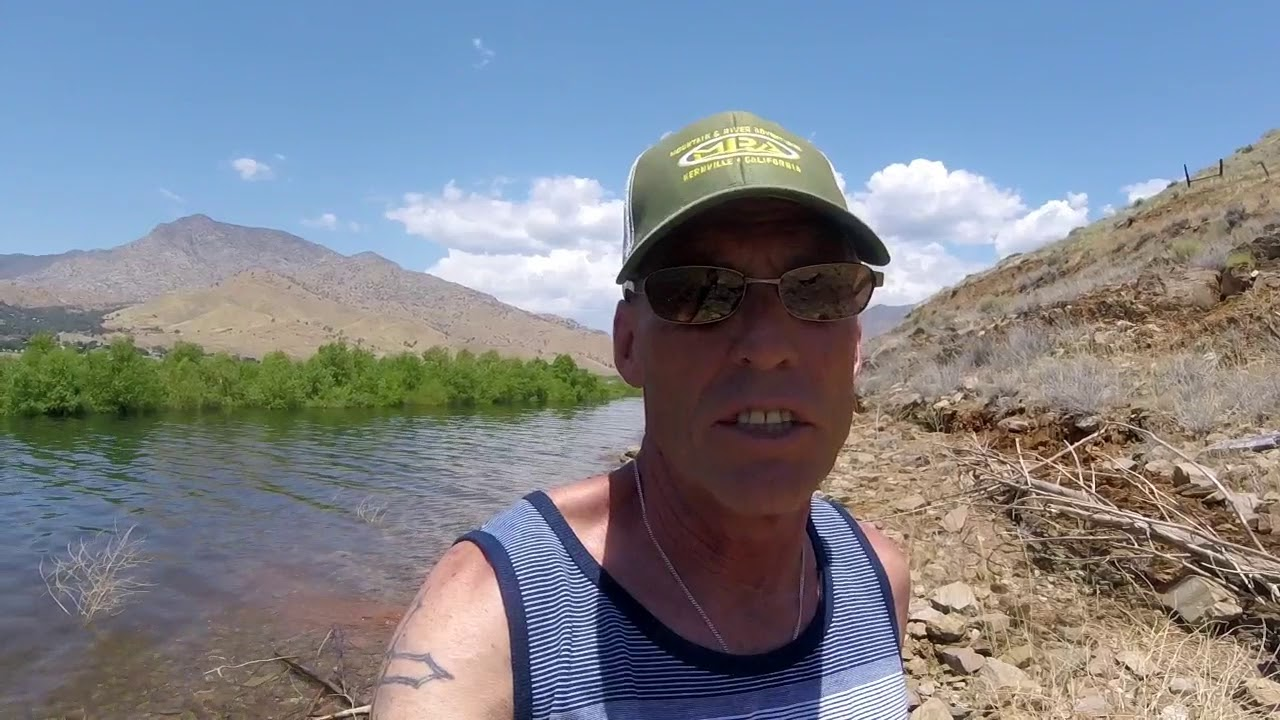 Kern River and Lake Isabella fishing report Mid June 2019