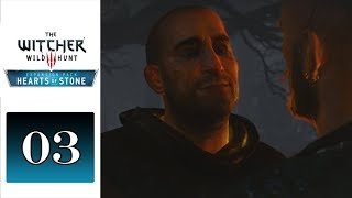 Let's Play The Witcher 3: Hearts of Stone DLC (Blind) - 03 - Gaunter O'Dimm