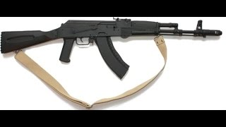 ОГЛЯД НА ІГРАШКОВИЙ АВТОМАТ ,,АК-74