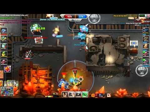 [BangBang] Kỹ năng chơi Tank Optimus - P2