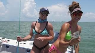 GIRLS TRIP! Small fish need love too