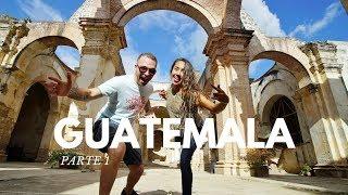 DÍA 1 EN GUATEMALA I MARIEL DE VIAJE