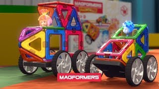 Download Фиксики - Magformers Fixie Wow Set Mp3 and Videos