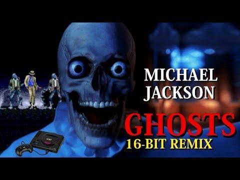 Michael Jackson - GHOSTS (Sega Genesis Moonwalker Remix)