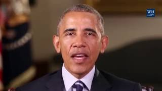 Obama: Trust Science, Its Our Future