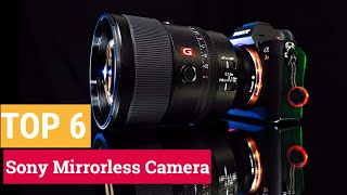 BEST Sony Mirrorless Cameras 2…