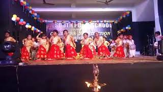 Children's Day Function at South Point School Choreography By Laxmi Paul Choudhury.
