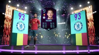 Gambar cover 93 EDEN HAZARD PLAYER OF THE MONTH SBC | FIFA 19 ULTIMATE TEAM
