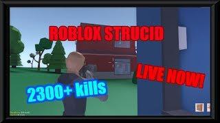 🔥*LIVE NOW*🔥 ROBLOX STRUCID STREAM | 5000+ kills | 3.55 kdr