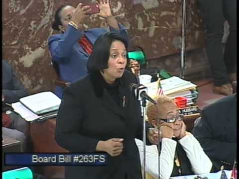 St. Louis Board of Aldermen Meeting: 2/13/15