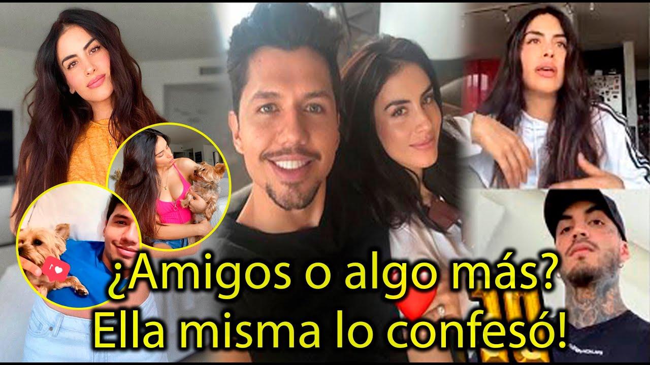 Jessica Cediel volvió con su ex novio Leo Sarria? está muy cercana a Mateo Carvajal