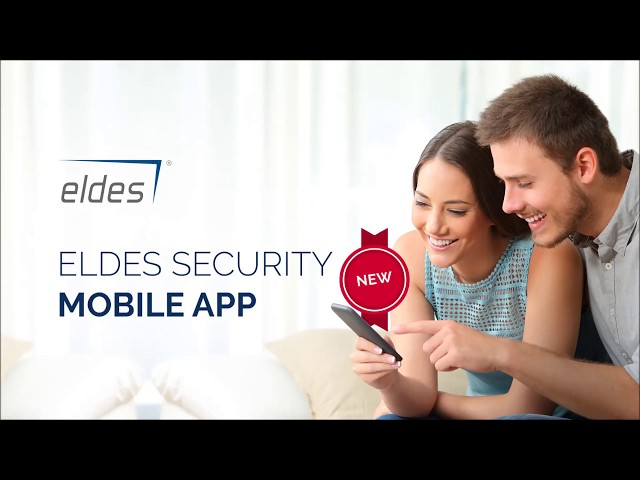 Eldes Security mobile application