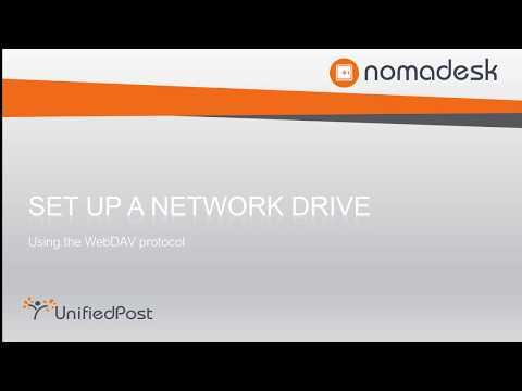 WebDAV on Windows – Nomadesk