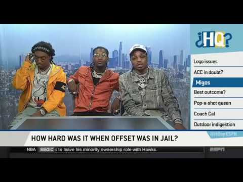 Migos Interview We Don't Smoke Discuss Coming Up & Brother in Prison
