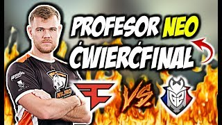 PROFESOR NEO KennyS IS BACK SHOX ACE FAZE VS G2 CSGO BEST MOMENTS