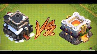 Clash of Clans - TH9 vs TH11 | WIR GREIFEN EINE MAXED BASE AN!!! | LP CoC | [Deutsch/German]HD