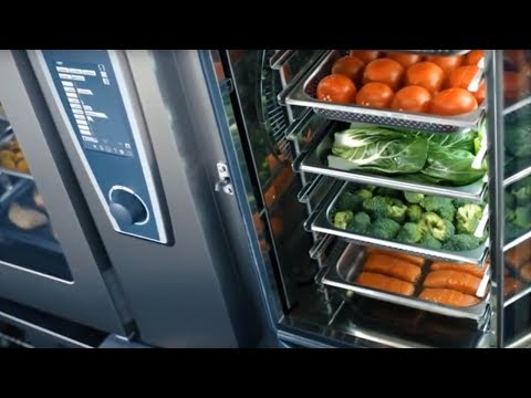 El nuevo SelfCookingCenter  Whiteefficiency  RATIONAL SelfCookingCenter