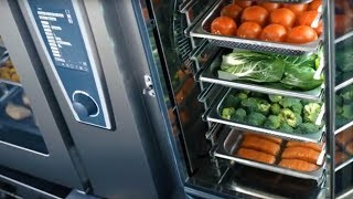 El nuevo SelfCookingCenter  Whiteefficiency | RATIONAL SelfCookingCenter