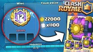 ¡¡¡¡EL MAZO PERFECTO PARA TORNEOS Y DESAFIOS!!! Clash Royale - TheBloDz