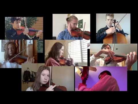Escalante Middle School's Virtual Orchestra Concert - Durango, Colorado