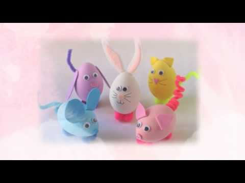 Montessori Rainbow School - Easter Arts & Crafts