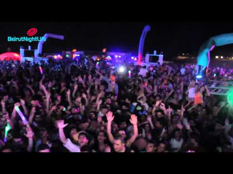 Full Moon Party Lebanon by Maillon The Club
